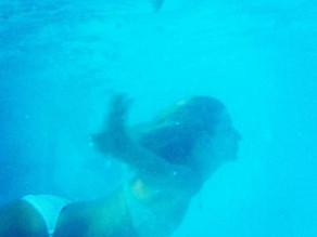 Plivaj, jer samo ćeš tada znati da si živa.