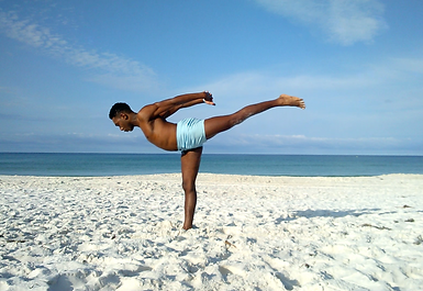 James Roberts Yoga Teacher New York