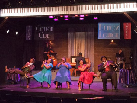 """Standout performance"" in Ain't Misbehavin'"