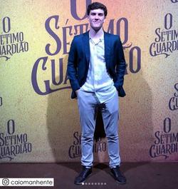 Caio Manhente - ator