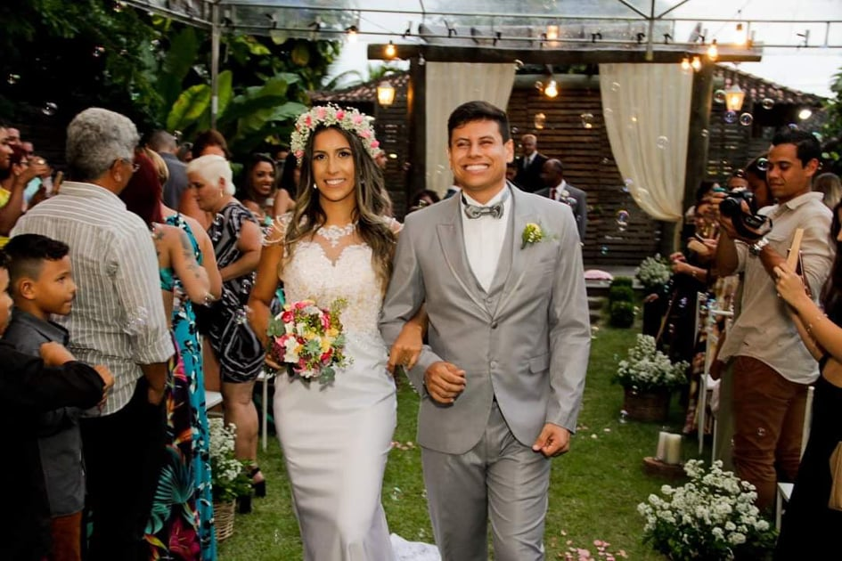Débora e Gerson