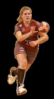 Sénior fille Handball Clermont Métropole