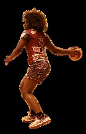 Sénior féminine - Handball Clermont Métropole