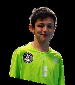 Jeune joueur - Handball Clermont Métropole