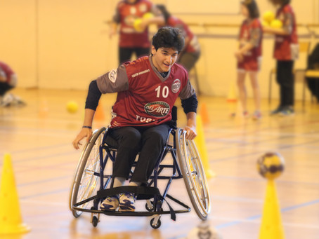 Un trophée solidaire pour le Handball Clermont métropole