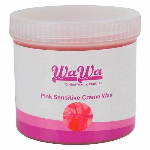 Think Pink Sensitive Creme Warm Wax