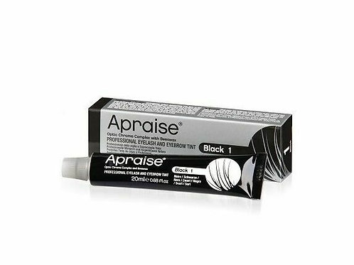 Brow Lamination Tint - Apraise Black