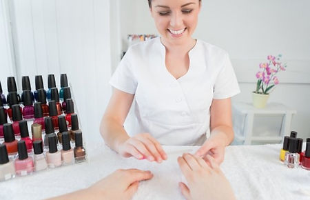 fast track nail technician training course gloucester cheltenham tewkesbury worcester