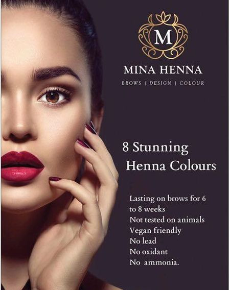 Henna Tattoo Eyebrow Course: Henna Brow Training Course