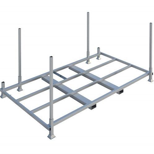 Temporary Fence Panels Stilage