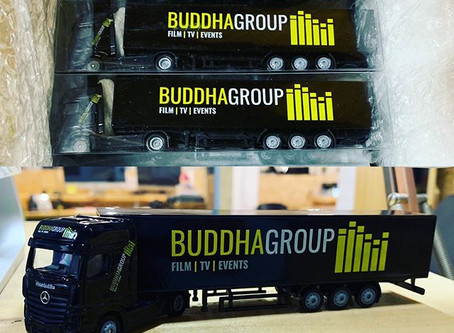 More Christmas Treats for Buddha