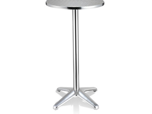 Metal Poseur Table