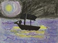 Kashvi B. - The Dark Sea Dragon