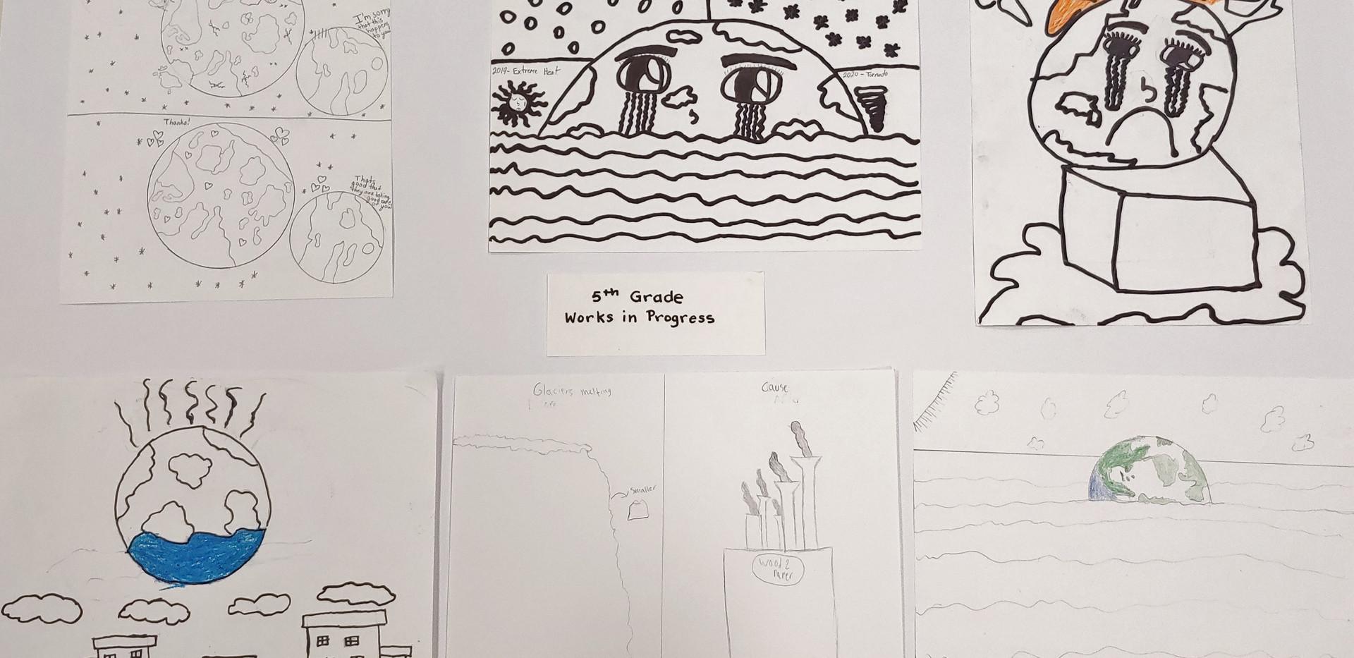 5th Grade Art works in Progress-1.jpg