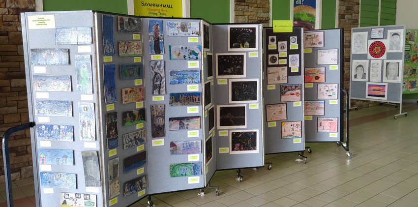 Mall Exhibit-Youth Art Month 1.jpg