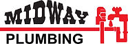 The Logo for Midway Plumbing.