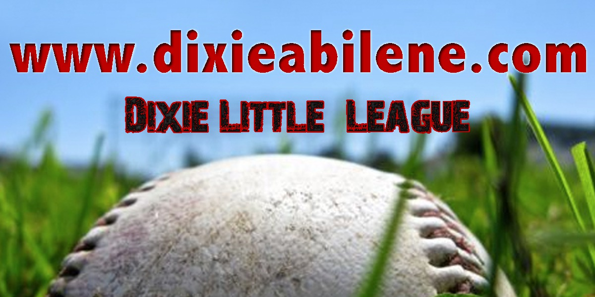 Dixie Little League Ad
