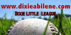 Dixie Little League Ad