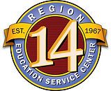 The logo for Region 14.