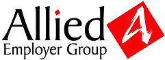 The logo for The Allied Employer Group