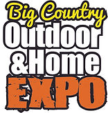 The Logo for the Big Country Outdoor and Home. (stylized with an ampersand)