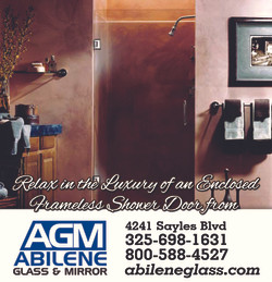 AGM Abilene Ad