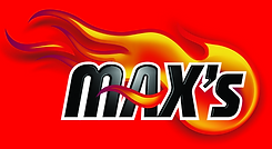 The logo for Max's.