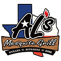 The Logo for Al's Mesquite Grill.