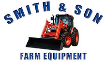 The logo for Smith and Son Farm Equipment.