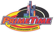 The Logo for PrimeTime Family Entertainment Center.