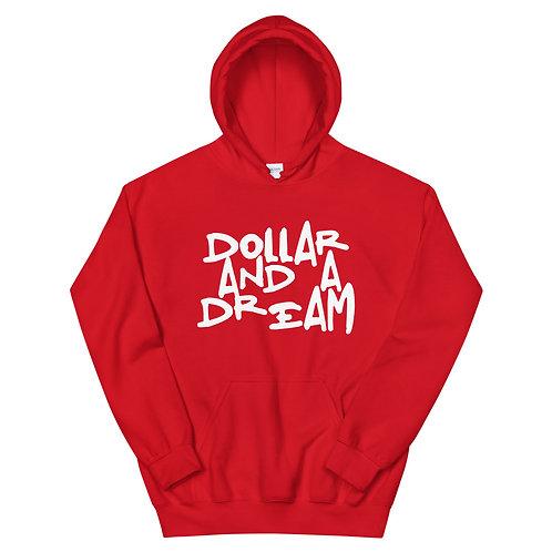 DREAM BIG HOODIE by BRKEMGL$.
