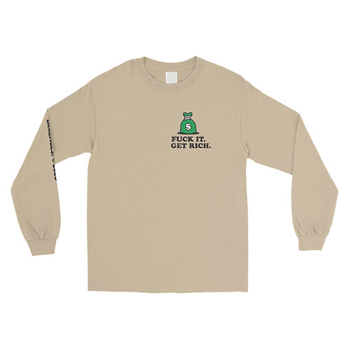 GET RICH L/S (ALT) by BRKEMGL$.