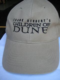 BASEBALL CAPS - CHILDREN OF DUNE