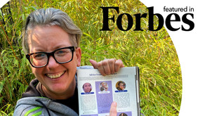 We made it to Forbes!