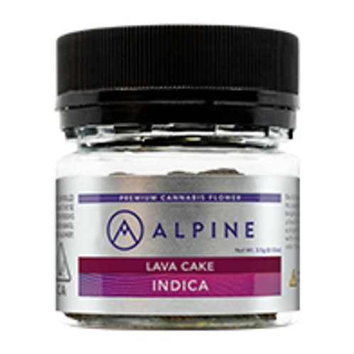 Alpine Flower - Lava Cake