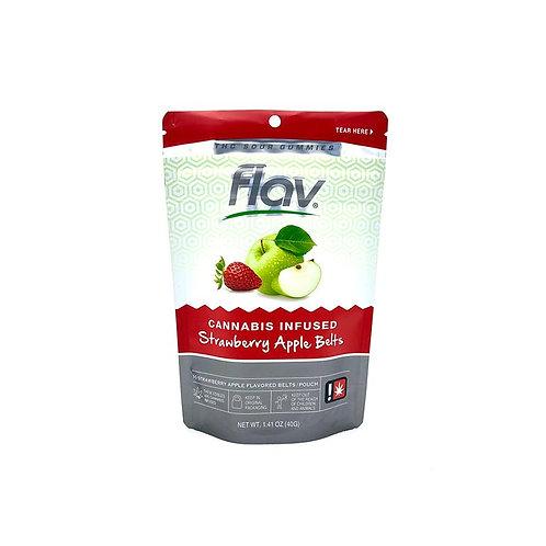 Gummies - Strawberry Apple Belts 100mg