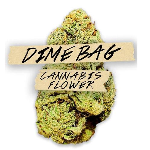 Dime Bag- Papaya Punch 5pk 0.5g Preroll