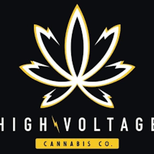 High Voltage- Fools Gold 3.5g