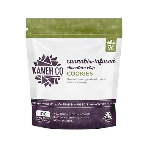 Chocolate Chip Cookies - 100mg