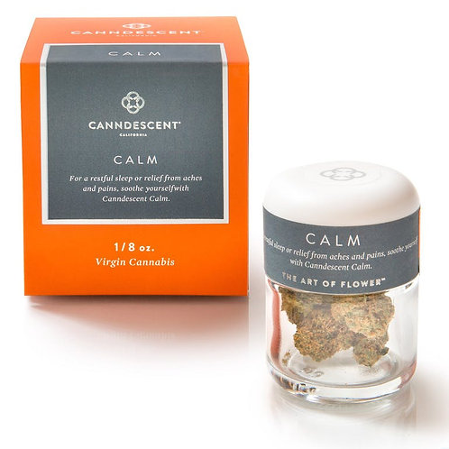 Canndescent Calm 101 1/8th
