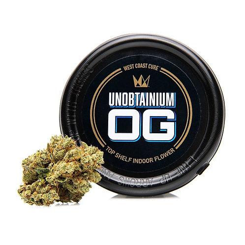 Unobtainium OG 1/8th Canned Flower (3.5g)