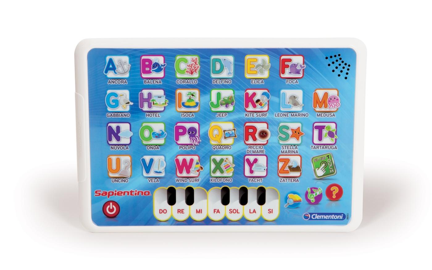 Sapientino Alphabet PAD