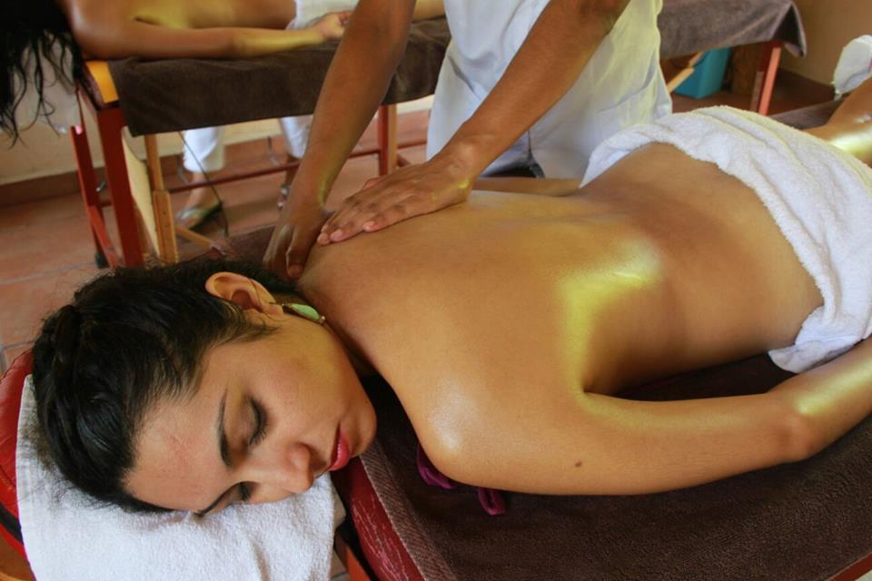 Masaje Relajante 30 minutos