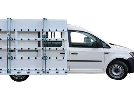 Van vs Ute? Transporting Flat Glass