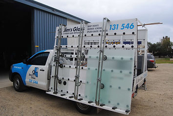 Glass Ute Rack Adelaide