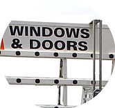 Sign Board for Glass Ute Rack