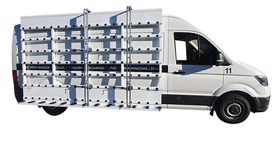 Glass Racking System