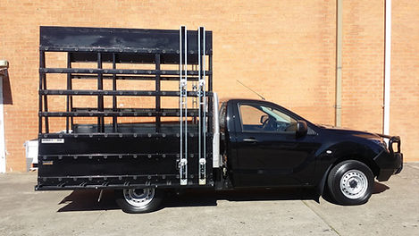 Transport Carrying Glass Rack for Sale