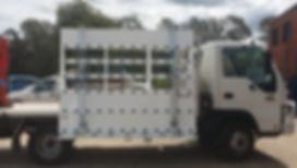 Glazier Truck Rack