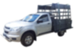 Double Sided Ute Rack